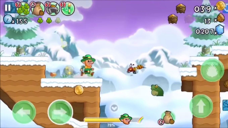 Обзор игры Lep's World 3