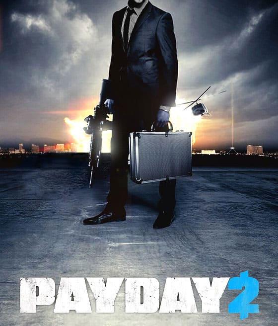 Обзор игры Payday 2