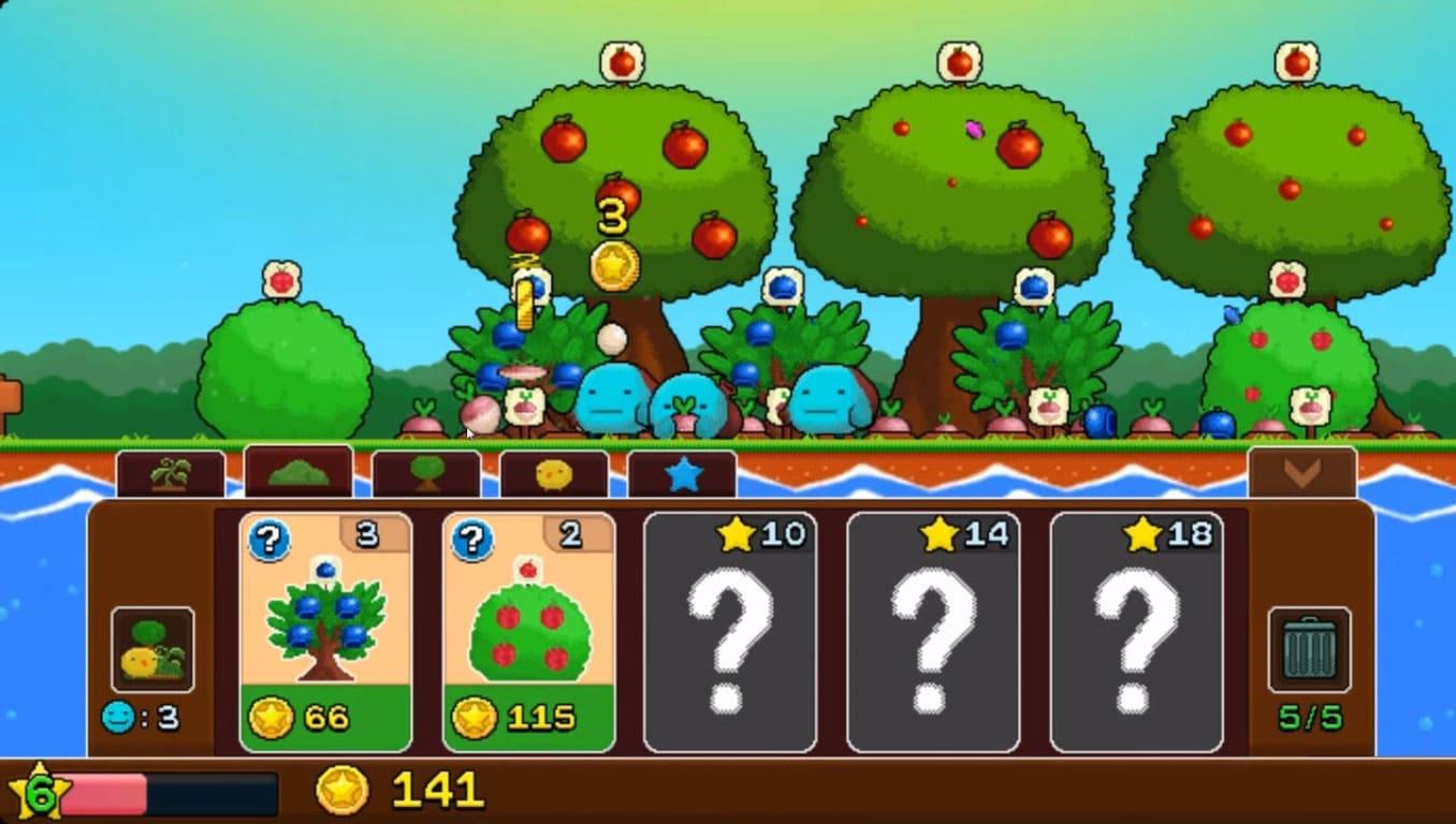 Обзор игры Plantera