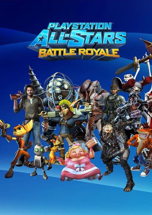 Обзор игры PlayStation All-Stars Battle Royale