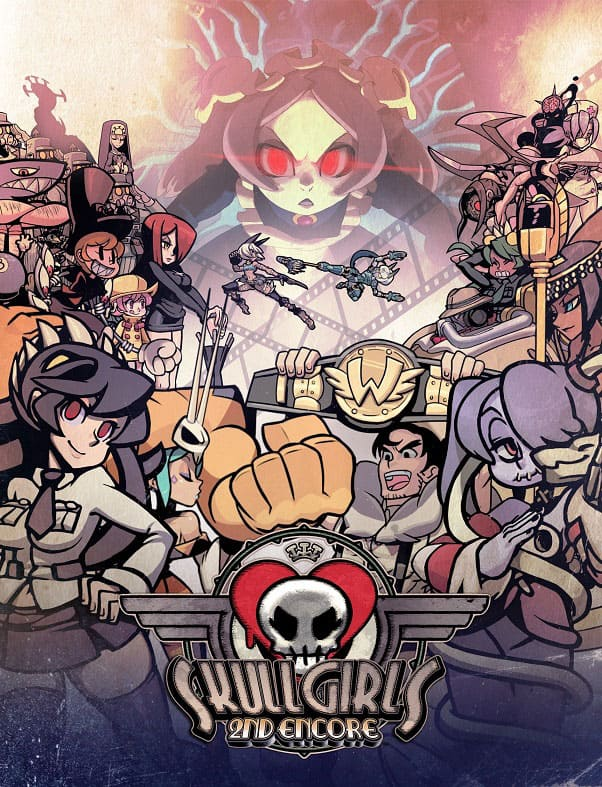 Обзор игры Skullgirls