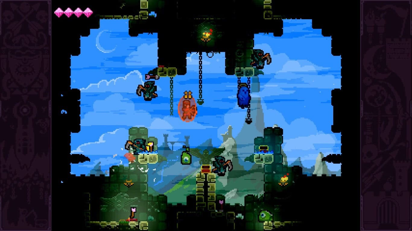 Обзор игры TowerFall Ascension