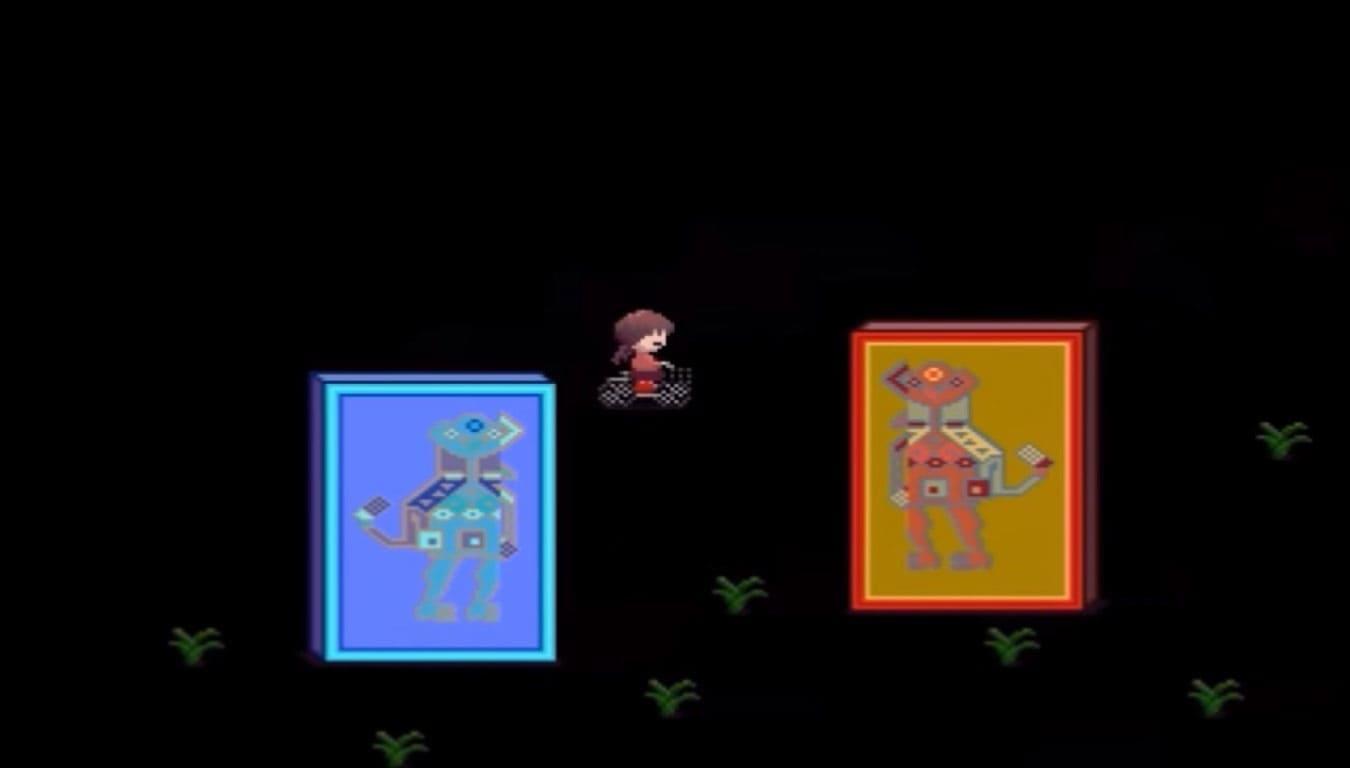 Обзор игры Yume Nikki