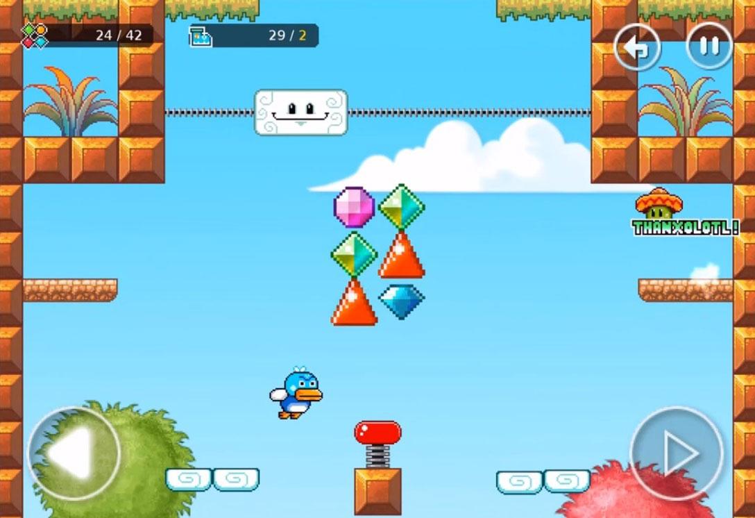 Обзора игры Bean's Quest
