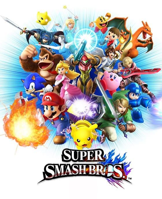 Игры похожие на Super Smash Bros