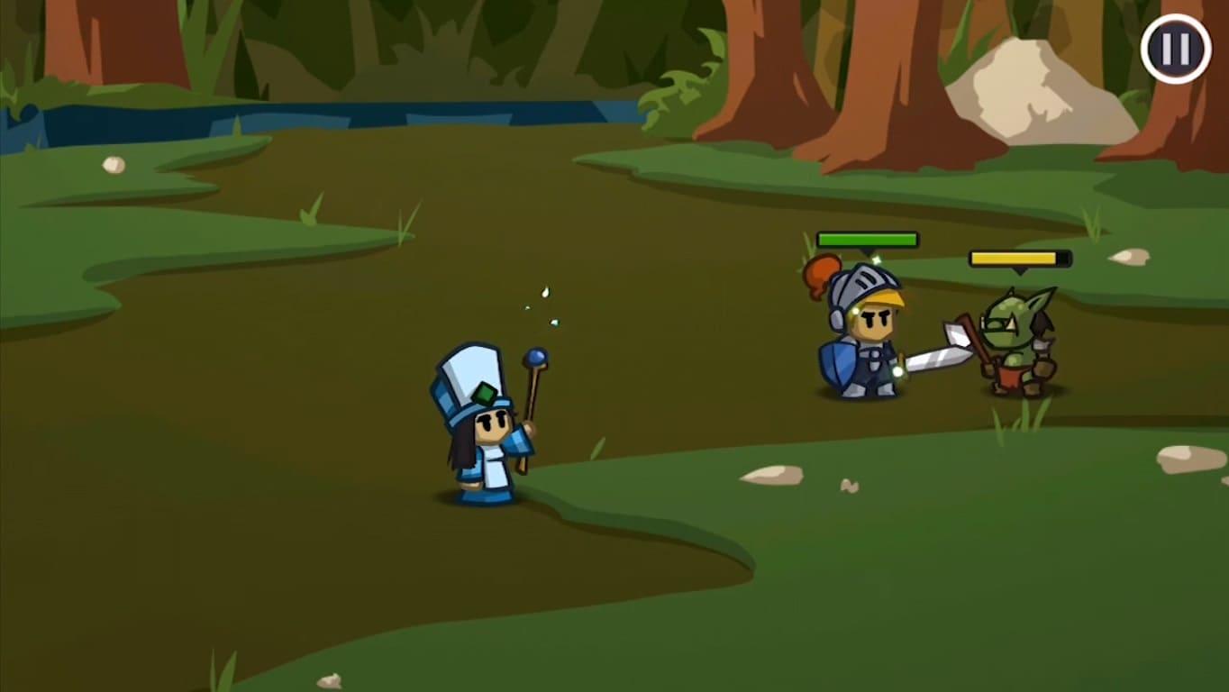 Обзор игры Battleheart