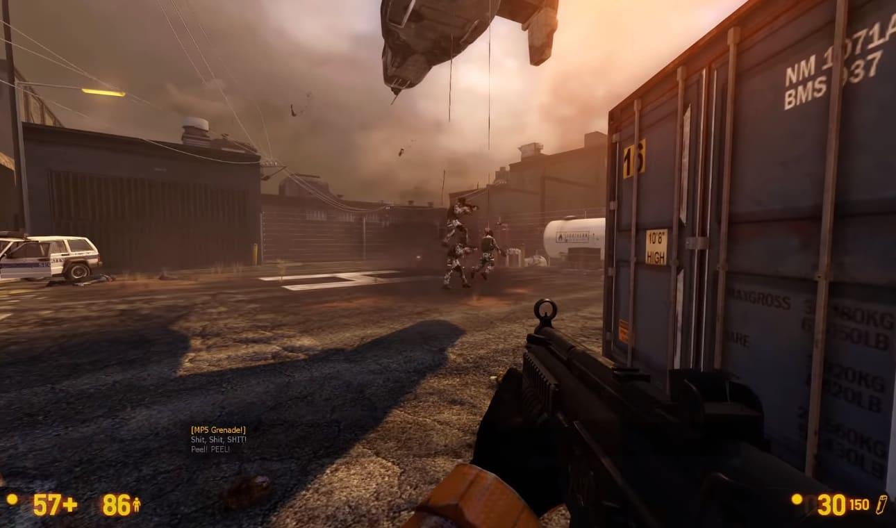 Обзор игры Black Mesa