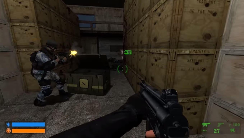 Обзор игры Codename Cure