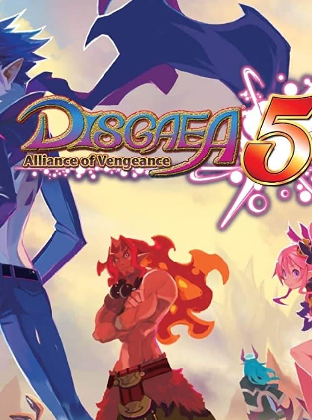 Обзор игры Disgaea 5: Alliance of Vengeance