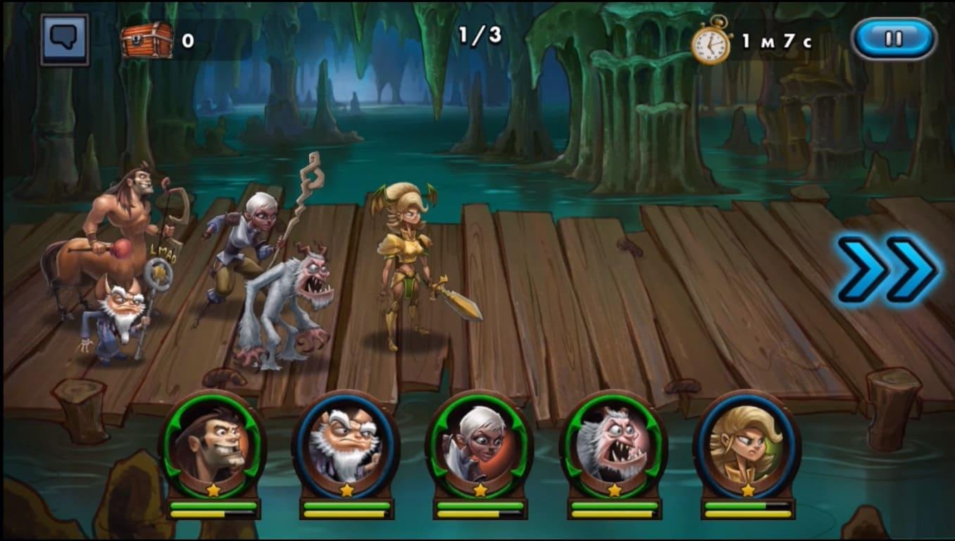 Обзор игры DragonSoul