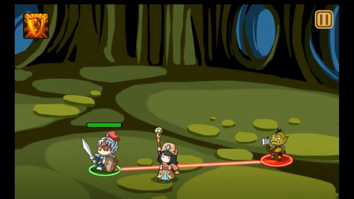 Обзор игры Hero Gladiator