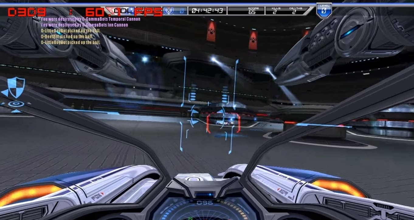 Обзор игры Metal Drift