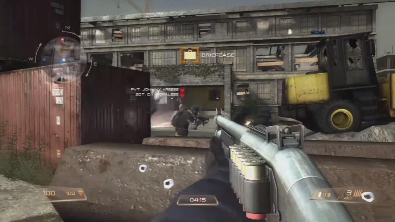 Обзор игры Modern Combat: Domination