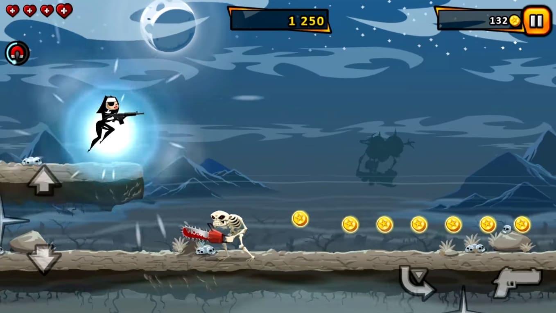 Обзор игры Nun Attack