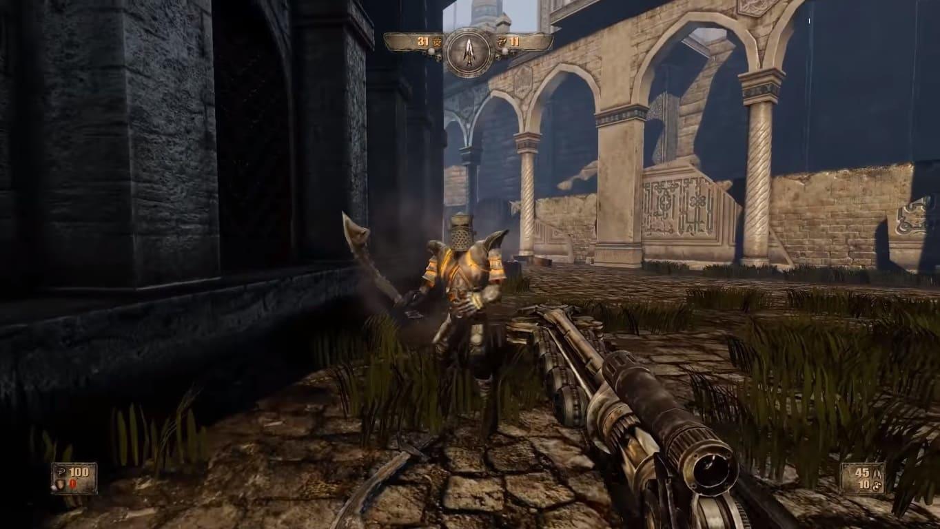 Обзор игры Painkiller: Hell and Damnation