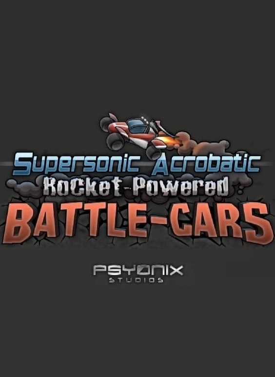 Обзор игры Supersonic Acrobatic Rocket-Powered Battle-Cars