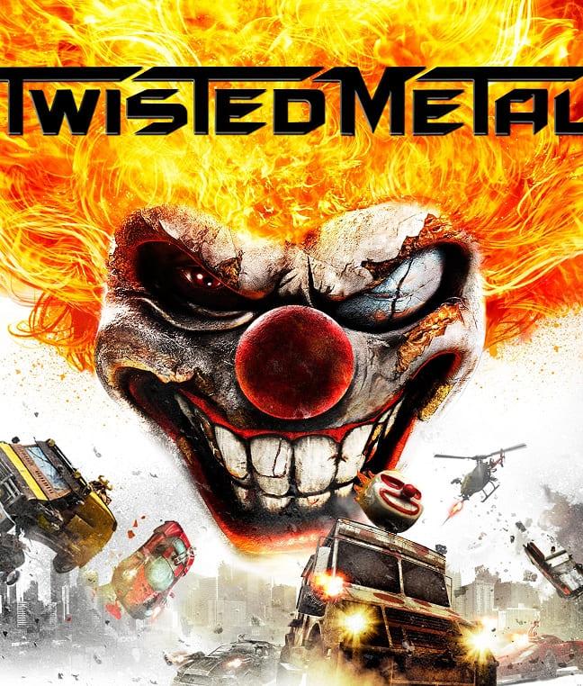 Обзор игры Twisted Metal