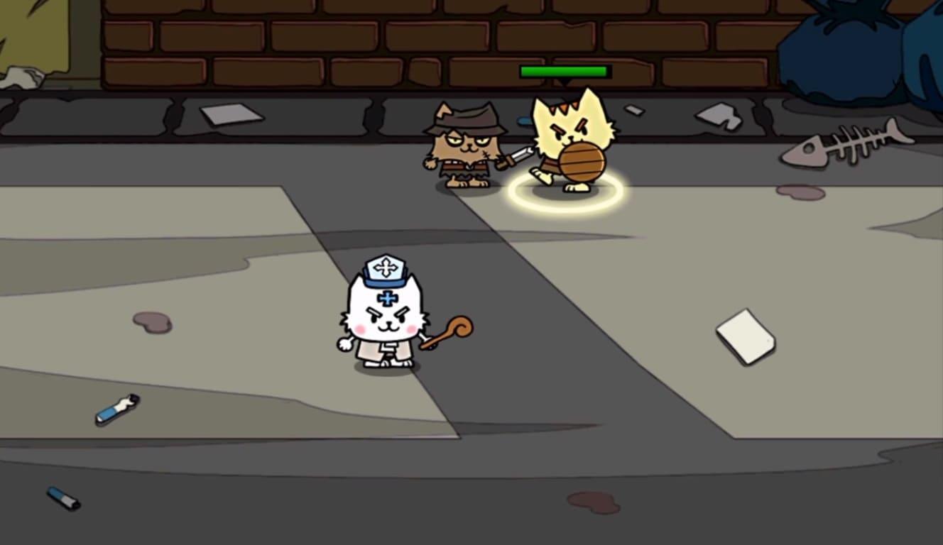Обзор игры WildCats: Blade