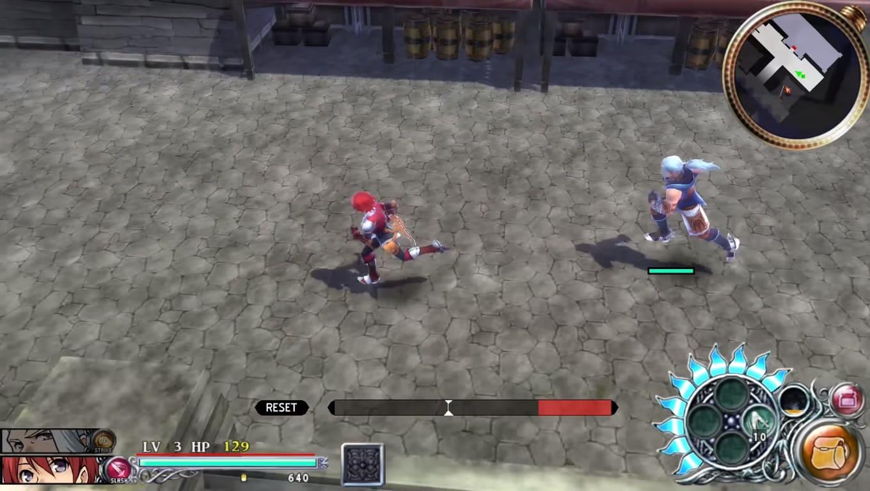 Обзор игры Ys: Memories of Celceta