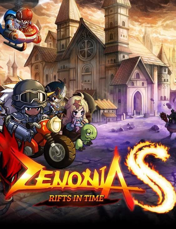 Обзор игры Zenonia S: Rifts in Time