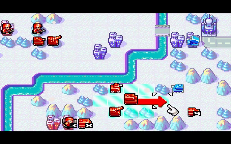 Обзор игры Advance Wars
