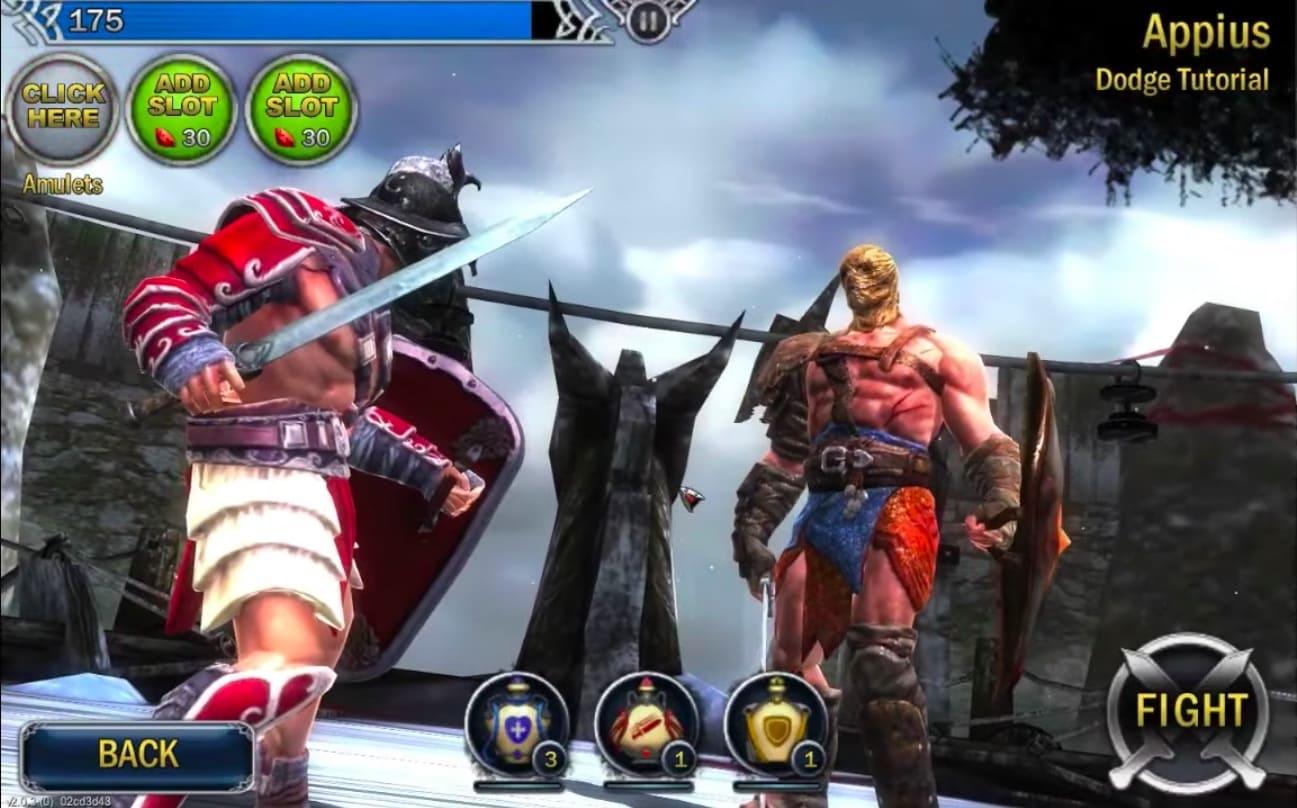 Обзор игры Blood and Glory 2: Legend