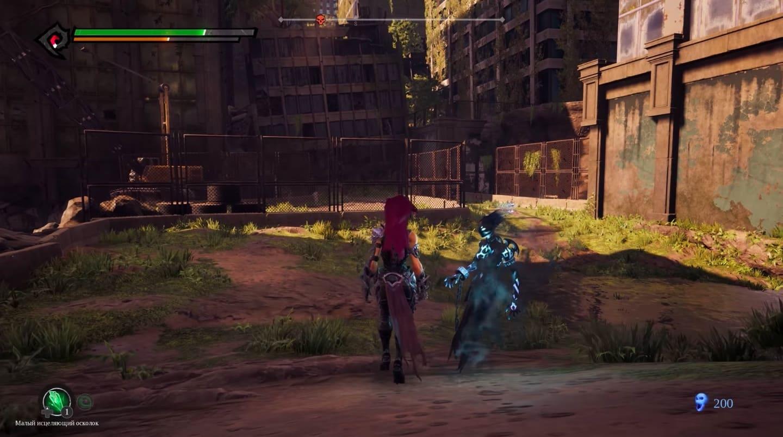Обзор игры Darksiders III