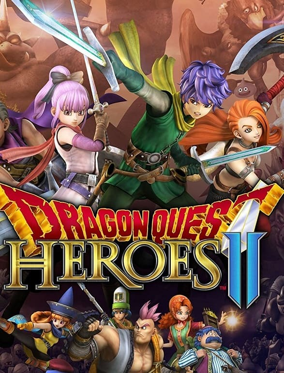 Обзор игры Dragon Quest Heroes II