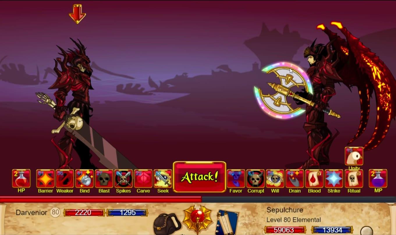 Обзор игры DragonFable