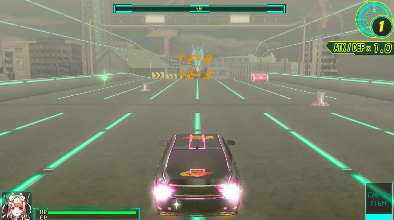 Обзор игры Drive Girls