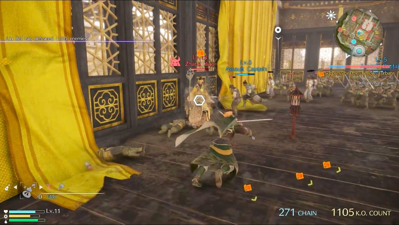 Обзор игры Dynasty Warriors 9