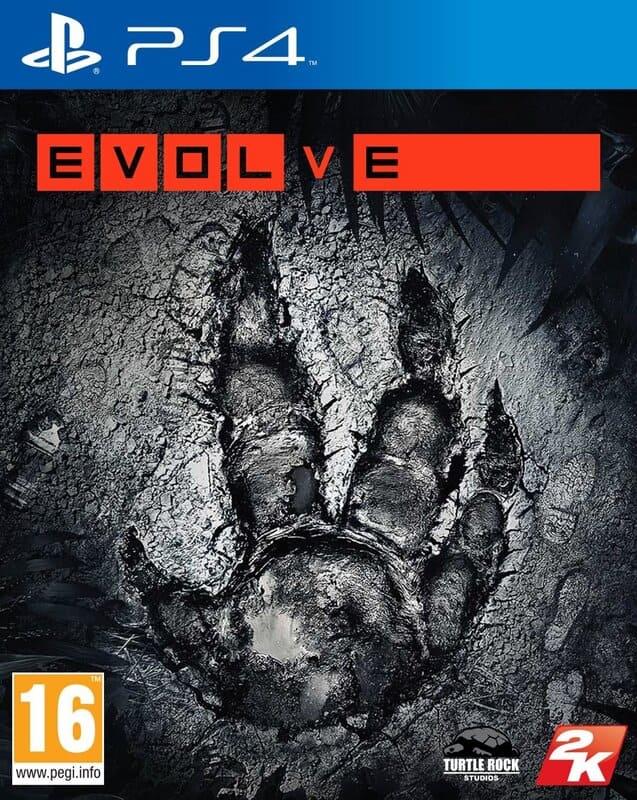 Обзор игры Evolve