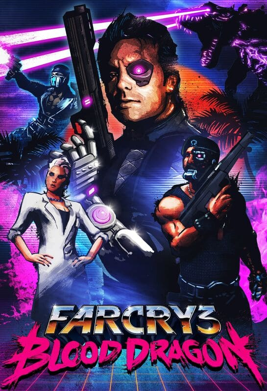 Обзор игры Far Cry 3: Blood Dragon