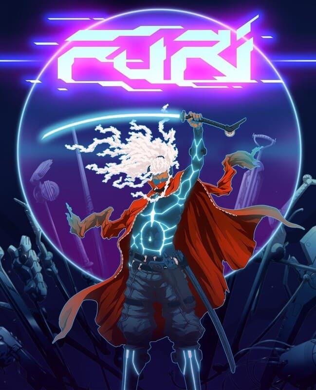 Обзор игры Furi