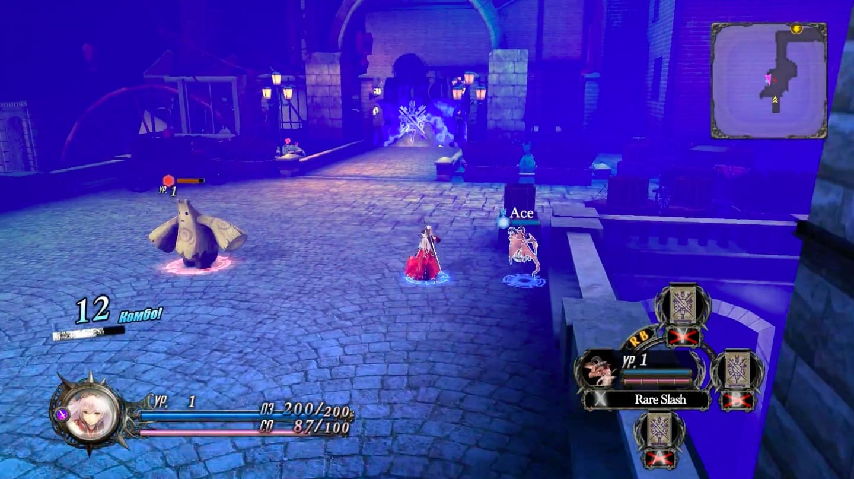 Обзор игры Nights of Azure