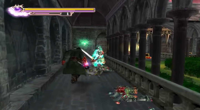 Обзор игры Onimusha 3: Demon Siege