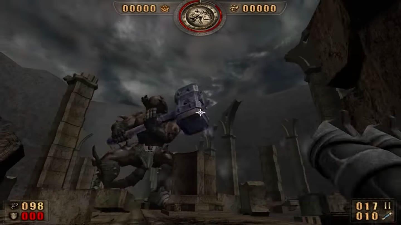 Обзор игры Painkiller