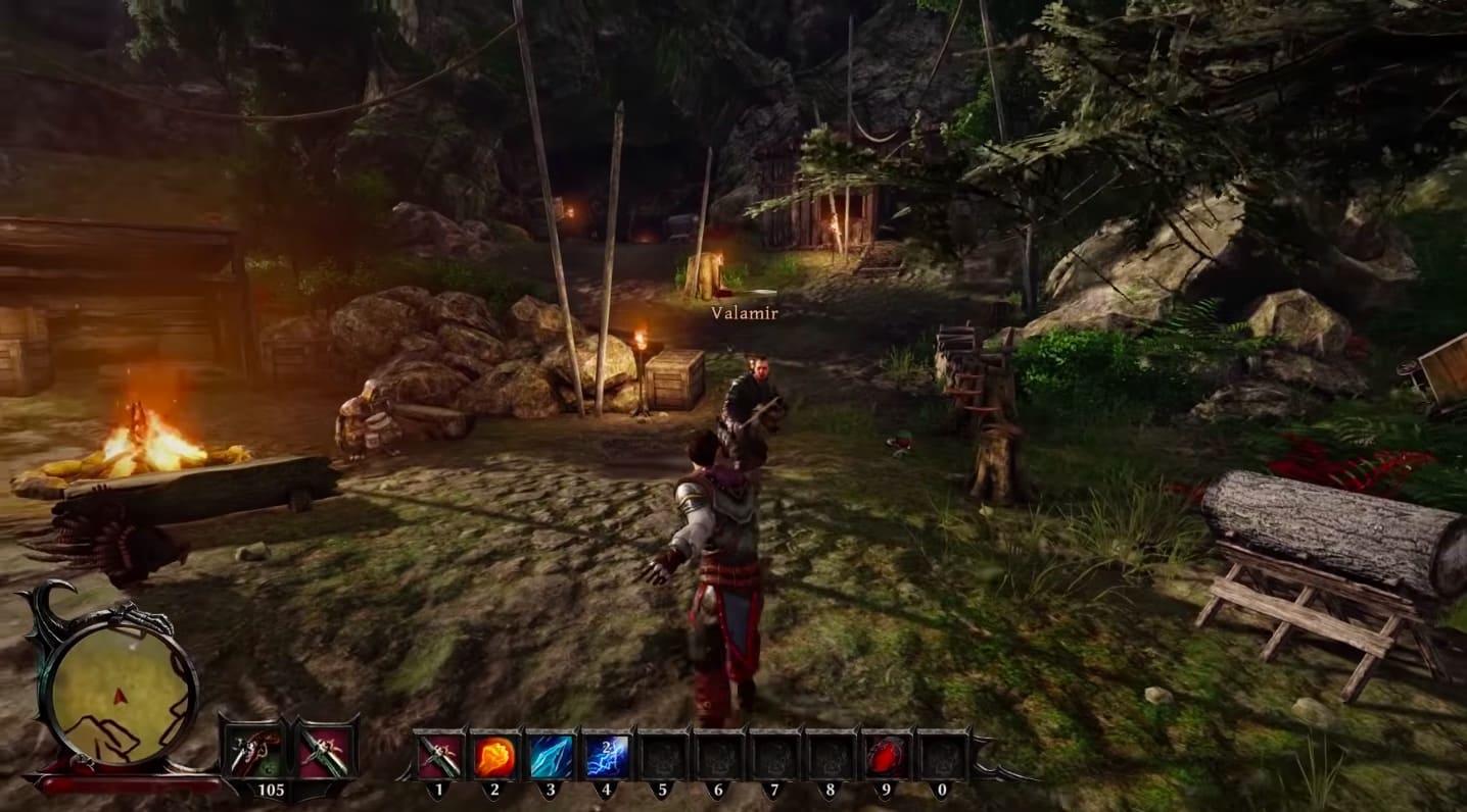 Обзор игры Risen 3: Titan Lords