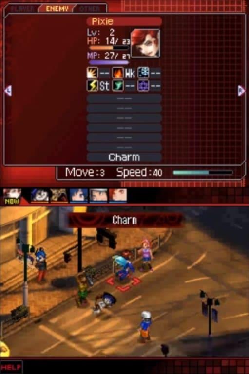 Обзор игры Shin Megami Tensei: Devil Survivor