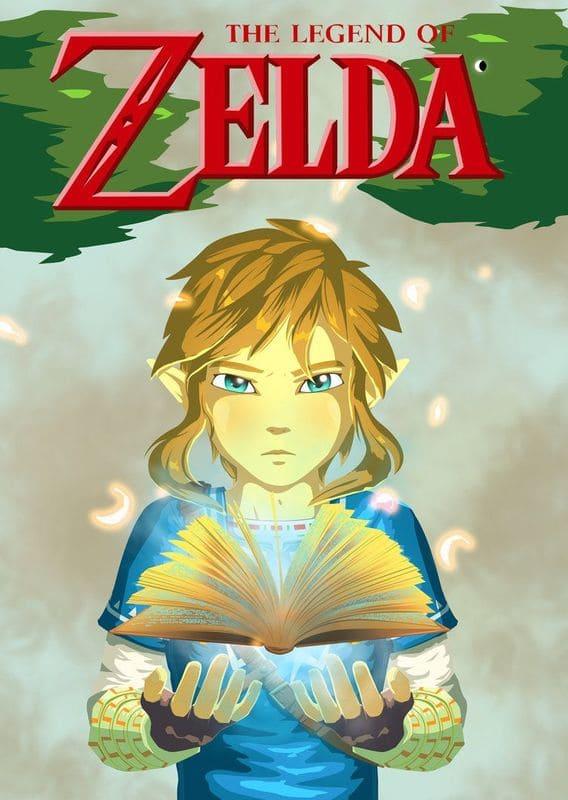 Обзор игры The Legend of Zelda