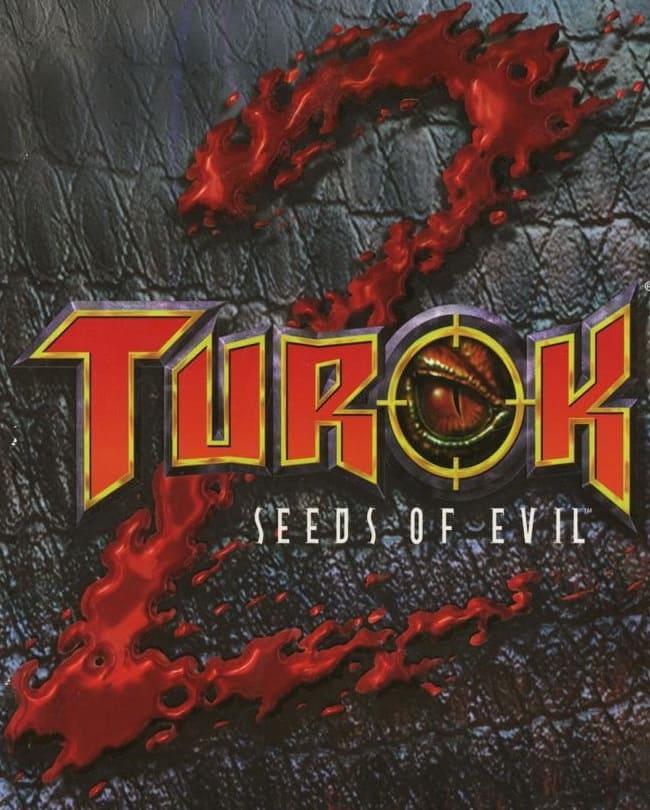 Обзор игры Turok 2