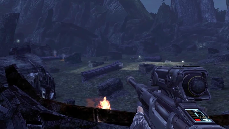 Обзор игры Turok