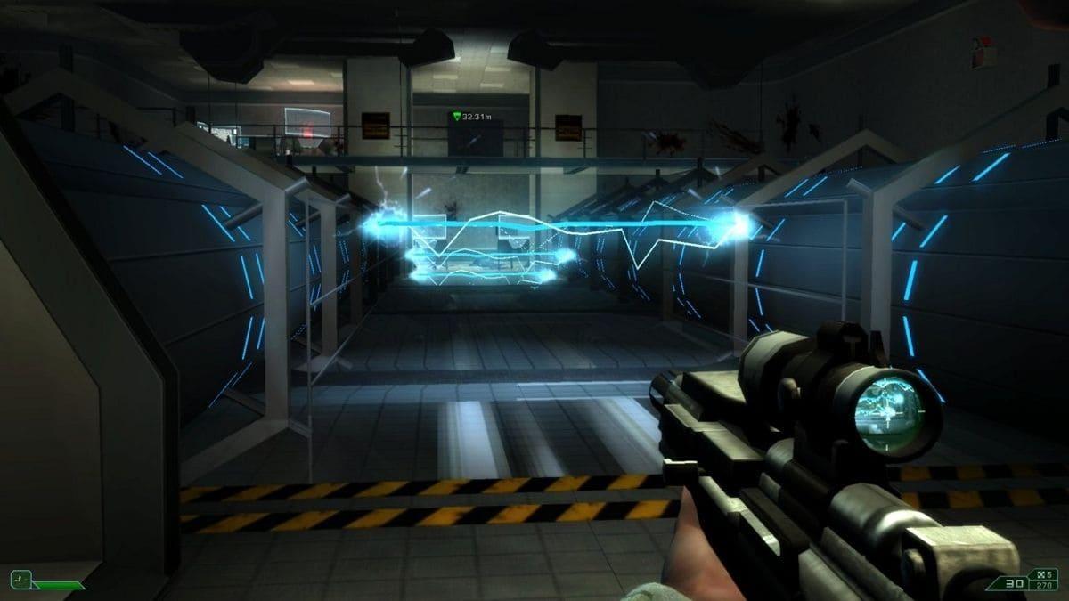 Обзор игры Area 51