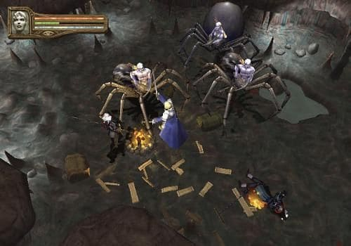 Обзор игры Baldur's Gate: Dark Alliance 2