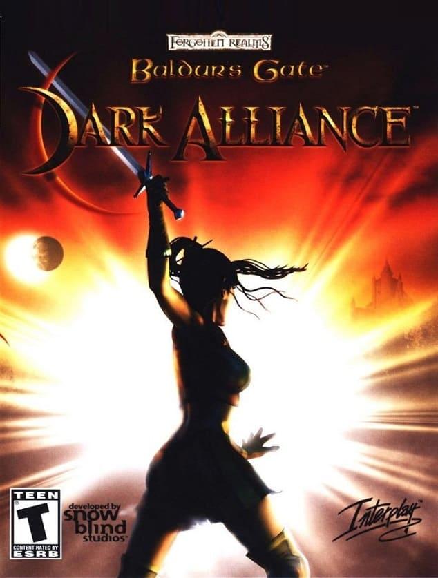 Обзор игры Baldur's Gate: Dark Alliance