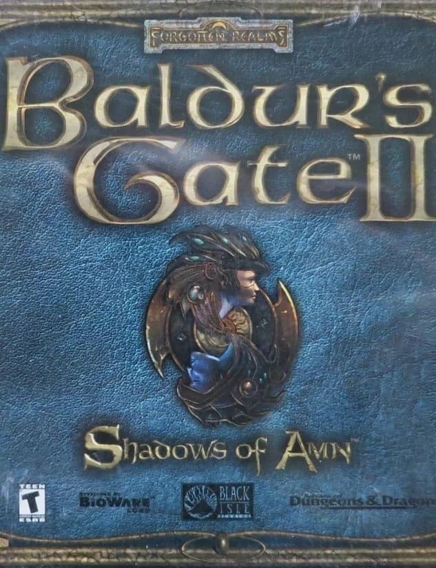 Обзор игры Baldur's Gate II: Shadows of Amn