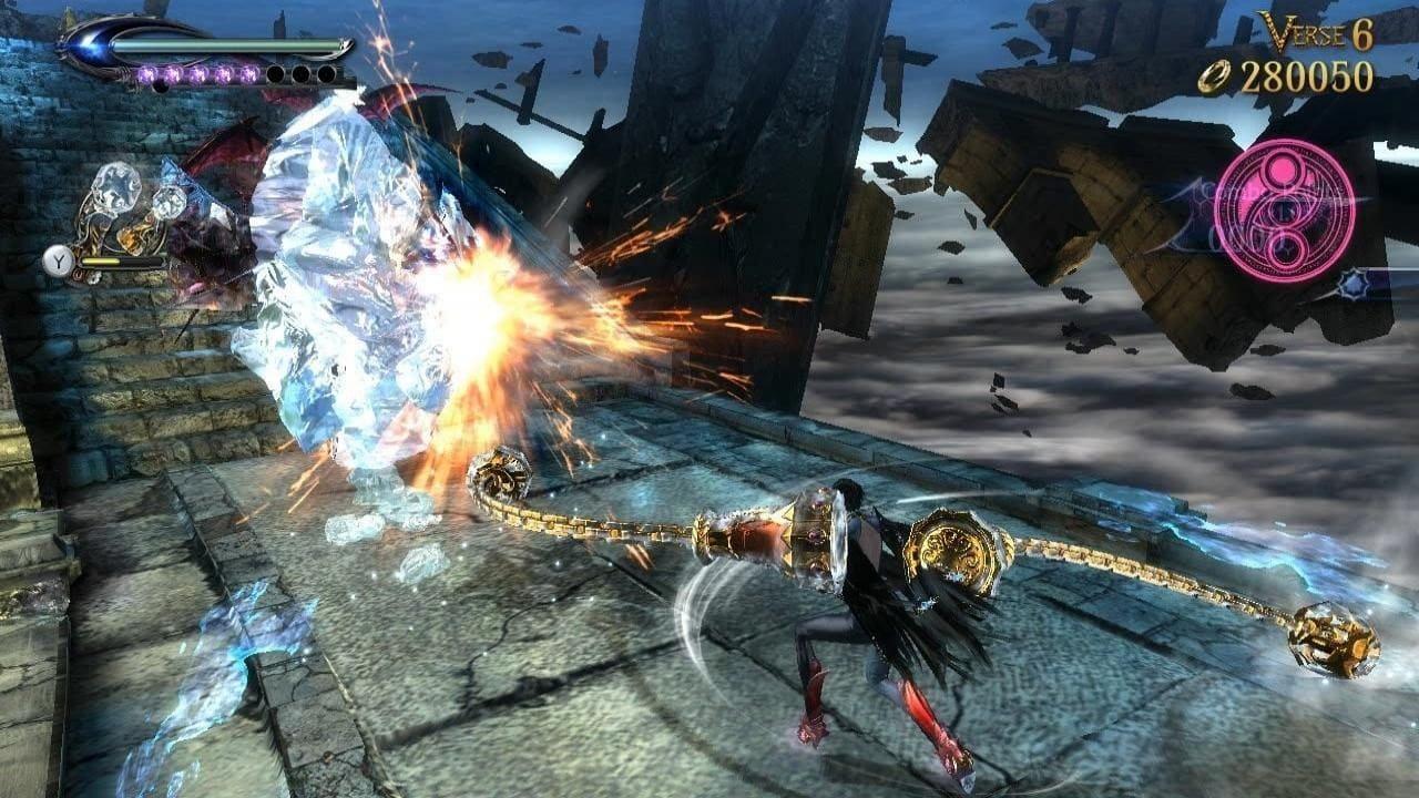 Обзор игры Bayonetta 2