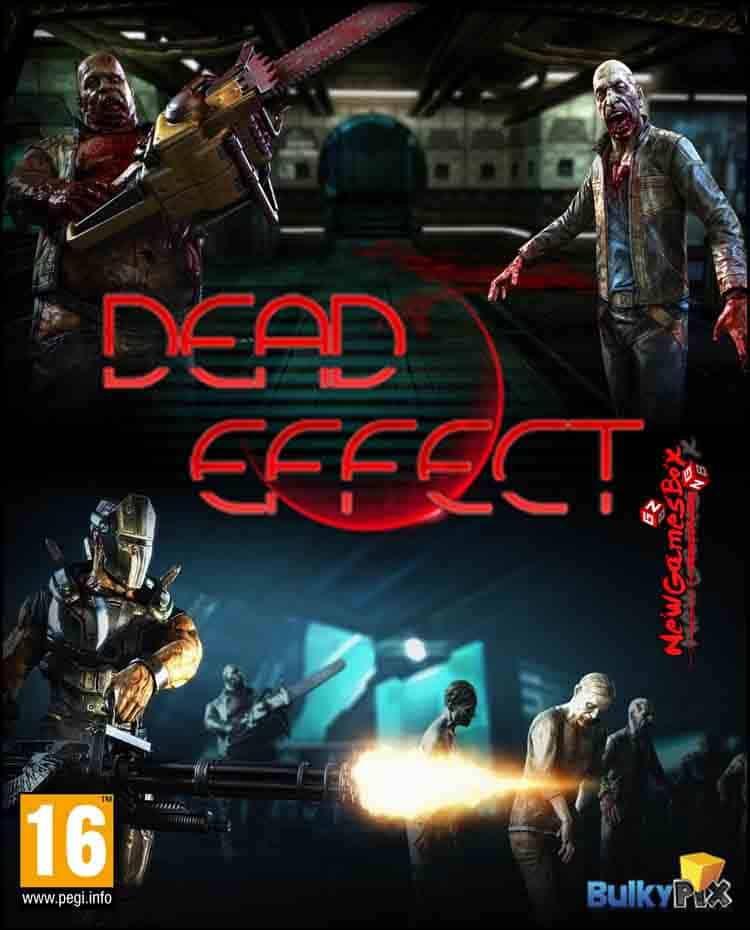 Обзор игры Dead Effect