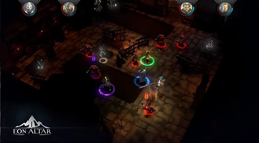Обзор игры Eon Altar