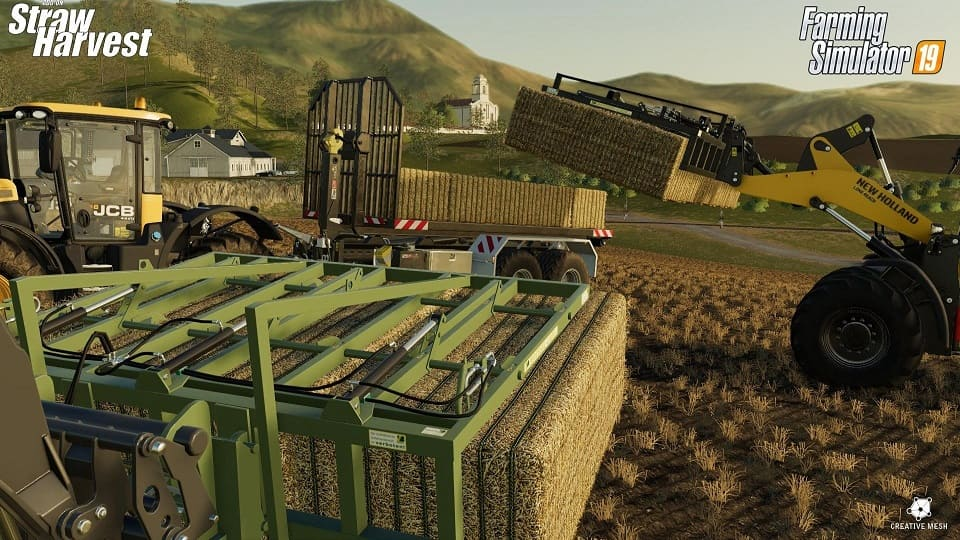 Обзор игры Farming Simulator 19